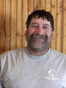 Wayne Langel : Volunteer.