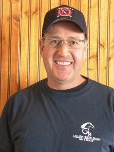 Derek Kampfe : Trustee. Volunteer. EMT. Assistant Chief.