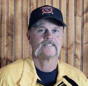 Ken Weskamp : Volunteer. Training Officer