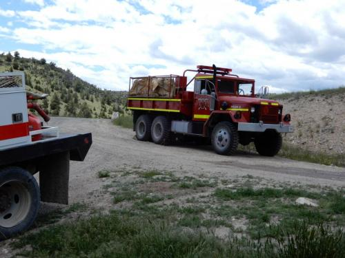 Wildland Fire Fighting Training 6/24/19