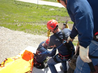 Confined Space Training May 2018