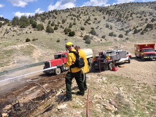 Wildland Training May 2018